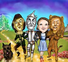 Wizard of Oz by Ryan Biddle