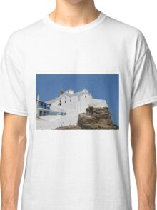 Panagia Tou Pyrgou, Skopelos Classic T-Shirt