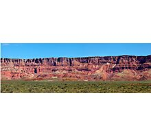 Vermillion Cliffs National Monument, Arizona, USA. Photographic Print