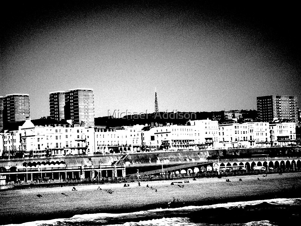 Brighton by Michael  Addison