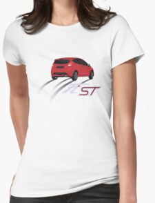 FiST Womens Fitted T-Shirt