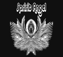 Spirit Angel Womens Fitted T-Shirt