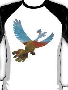 Ho-oh used fly T-Shirt