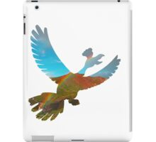 Ho-oh used fly iPad Case/Skin