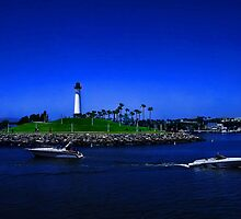 The LightHouse of Long Beach,Ca u.s.a. by BehindTheEye