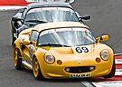 Lotus Elise Battle by Nigel Bangert