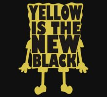Yellow is the New Black (ver 2) by oneskillwonder