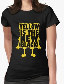 Yellow is the New Black (ver 2) T-Shirt