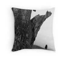 Dead Wood On The Murray Throw Pillow
