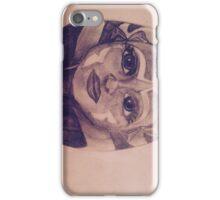 Ahsoka Sketch iPhone Case/Skin