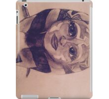 Ahsoka Sketch iPad Case/Skin