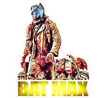 BAT MAX - Justice Road Photographic Print