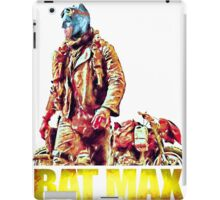 BAT MAX - Justice Road iPad Case/Skin
