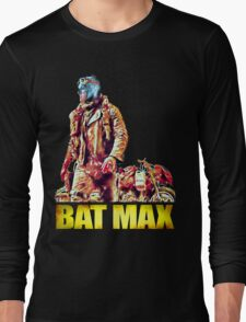 BAT MAX - Justice Road Long Sleeve T-Shirt