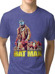 BAT MAX - Justice Road Tri-blend T-Shirt