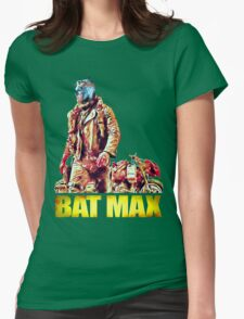 BAT MAX - Justice Road Womens Fitted T-Shirt