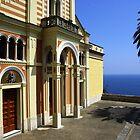 Amalfi Church by jjshoots