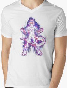 Lord Frieza Epic Evil Portrait Mens V-Neck T-Shirt