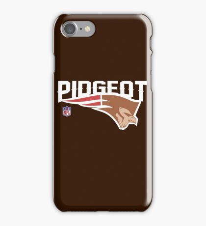 Pigeots iPhone Case/Skin
