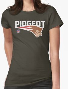 Pigeots Womens Fitted T-Shirt