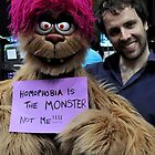 Who's the Monster? by Robert Knapman
