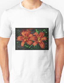 Summer Floral Unisex T-Shirt