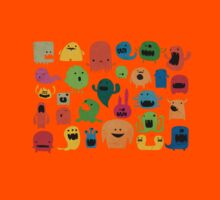 Cute monsters Kids Clothes