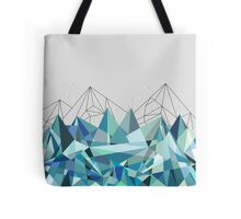 Colorflash 3 Turquoise Tote Bag