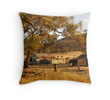 Rural Rust.- NSW Australia Throw Pillow