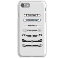 VW Golf iPhone Case/Skin