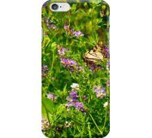 Hidden Among the Wild Flowers iPhone Case/Skin