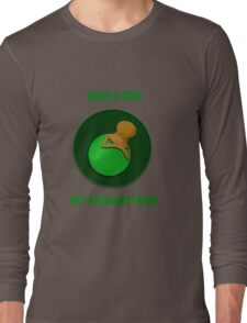 Save a Tree Use a Healing Salve Long Sleeve T-Shirt