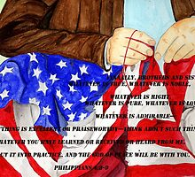 The Way to fix our Flag by Anne Gitto