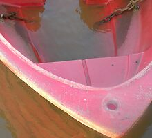 Little red boat by TCL-Cologne
