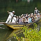 Japanese adventurers. Arashiyama by johnrf