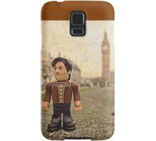 Dr Who at Big Ben Samsung Galaxy Case/Skin