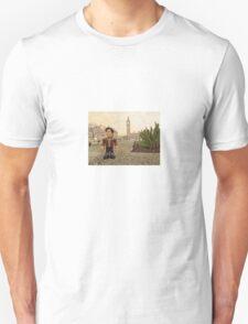Dr Who at Big Ben Unisex T-Shirt