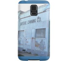Old fruit and vegetable cannery Samsung Galaxy Case/Skin