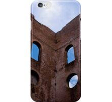 Blast Furnace Park #1 iPhone Case/Skin