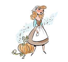 Disney's Cinderella by feelingfairyish