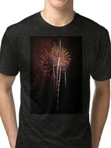 Spinning Spine Tri-blend T-Shirt