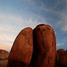 desert soldiers by Tamara Cornell