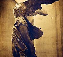 Victory of Samothrace by ritawong