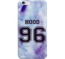 'Hood 96' Water Color iPhone Case/Skin