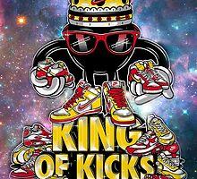 King Of Kicks by UdderMyMilk