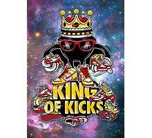 King Of Kicks Photographic Print