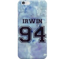 'Irwin 94' Water Color iPhone Case/Skin
