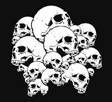 Grave skulls by funnyshirts