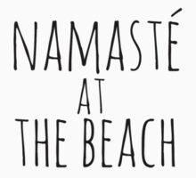 Namaste at the Beach by Devon Rushton