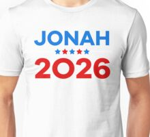 Jonah Ryan 2026! Unisex T-Shirt